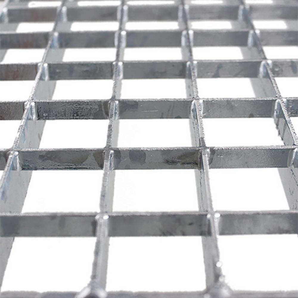 acél/alumínium járórács R10