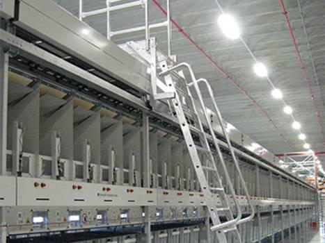 Alumínium egyedi létra lépcső- vagy létrafokokkal
