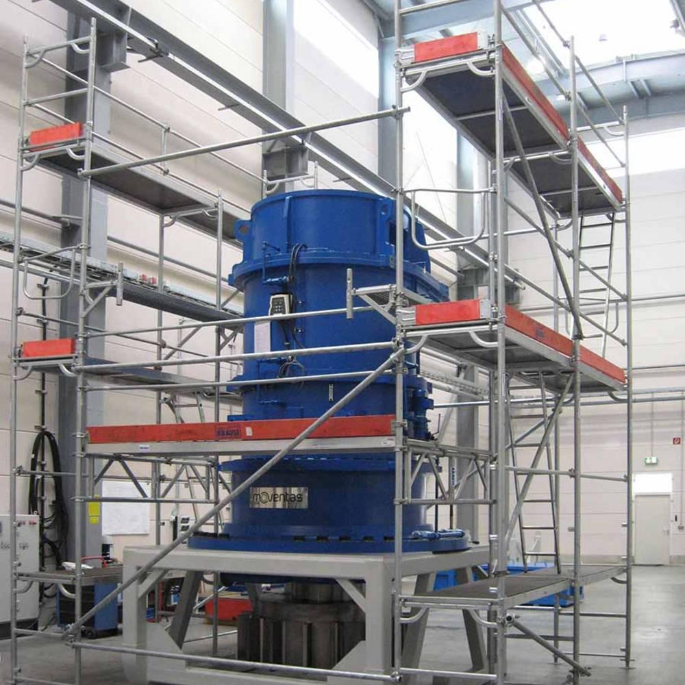 Egyedi állvány a gyártási folyamatban - Sokoldalúan használható és igény esetén daruzható