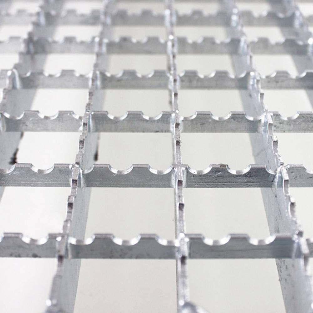 acél/alumínium járórács R13