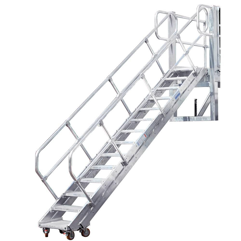állítható magasságú lépcső