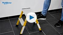 KRAUSE technikai videó- RollStop System
