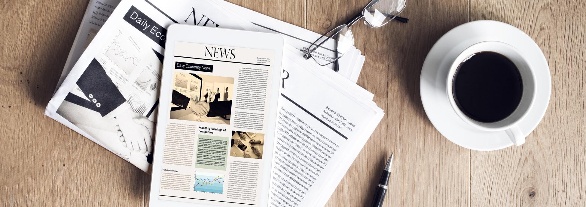 Aktuális hírek, sajtóközlemények és események